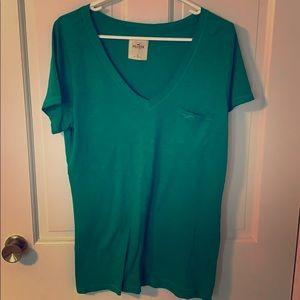 Hollister V neck T-Shirt